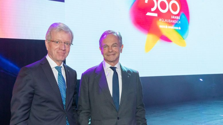200 Jahre Sparkassen: The Future is Yours